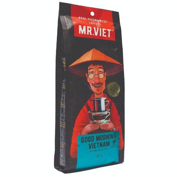 Mr. Viet - Good Morning Vietnam 500 г.