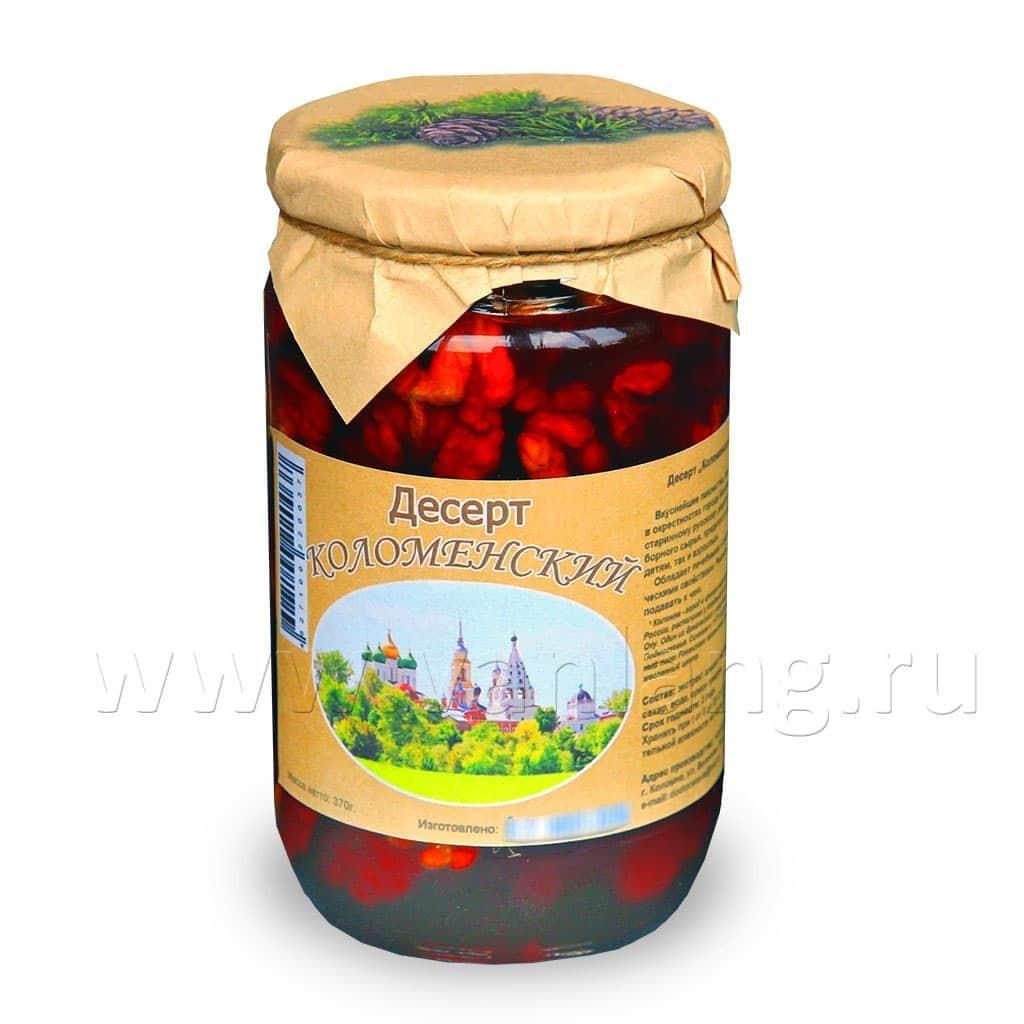 Десерты и снеки Десерт Коломенский 430г, купить в интернет-магазине Ванланг в Москве, по цене 310 руб.