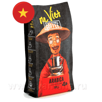 Mr. Viet - Arabica Original 500г