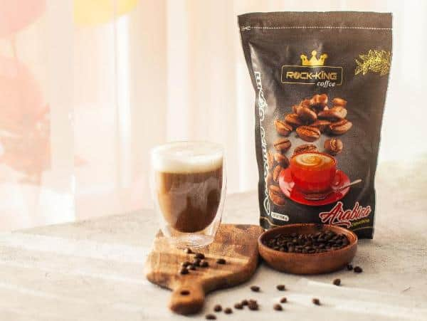Обзор Rock King coffee - Espresso
