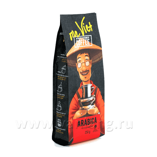 Mr. Viet - Arabica 250 г.