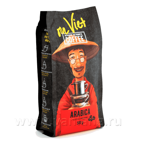 Mr. Viet - Arabica 500 г.