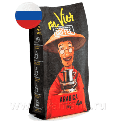 Mr. Viet - Arabica 500г
