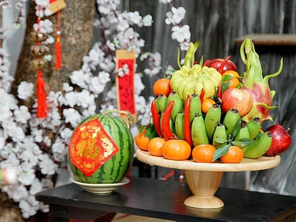 фруктовая колода
