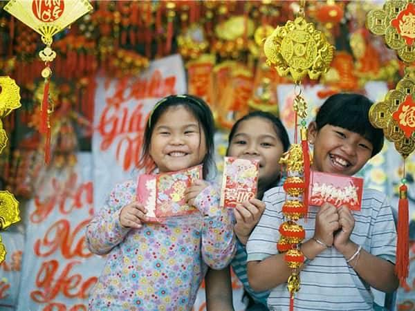 Дети и счастливые деньги